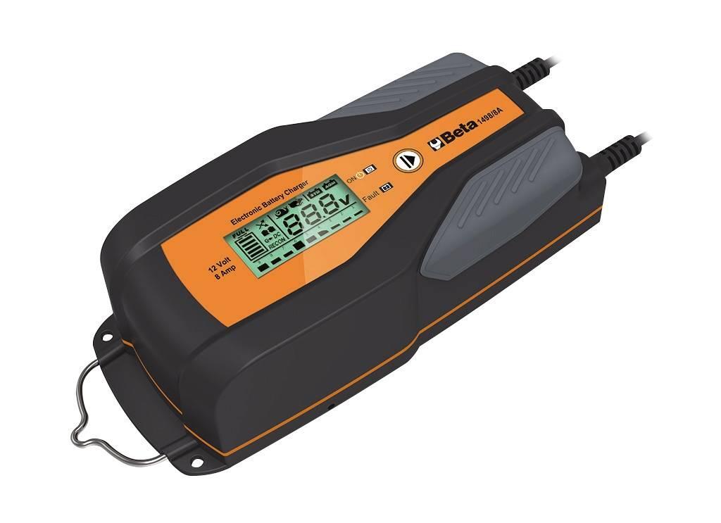 Chargeur de batterie lectronique 12v auto et v hicules for Garage auto electronique