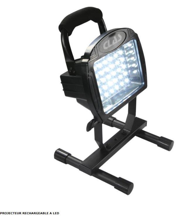 projecteur led d'atelier