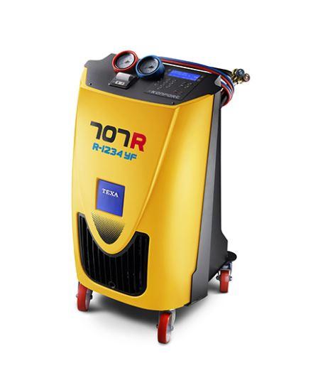 Station de climatisation texa konfort 707r r1234yf achat for Garage recharge clim