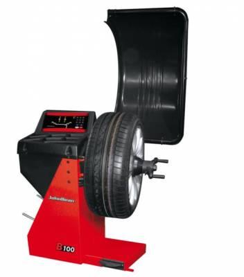 Equilibreuse de roue JOHN BEAN afficheurs DEL avec carter B100