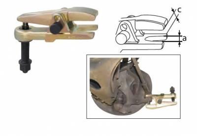 Extracteur de rotule mod le renforc achat mat riel et for Garage peugeot vallauris